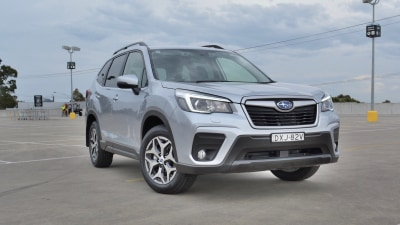 Subaru Forester 2.5i-L 2018 new car review