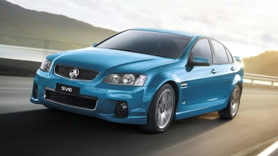 Holden Announces HoldenWise Capped Price Servicing