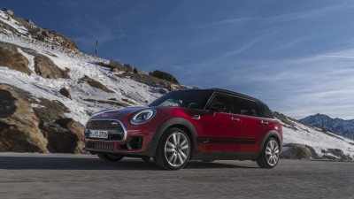 2017 Mini John Cooper Works Clubman All4 Australian Preview Drive | Fast And Fun Meets Practical And Secure