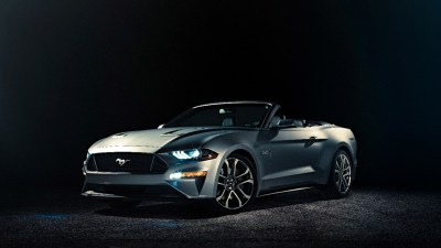 2018 Ford Mustang Convertible Revealed Overseas
