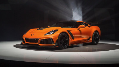 Chevrolet Reveals Supercar Hunting Corvette ZR1