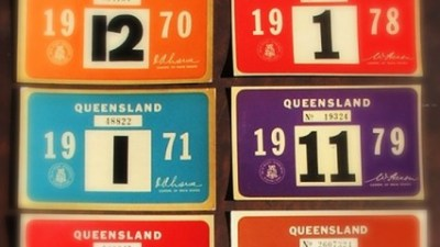 Australian Light Vehicle Registration Going Label-free From 2014