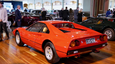 Motorclassica robbed of star cars