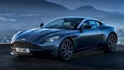 Aston Martin trades sports for luxury with upcoming sedan, SUV