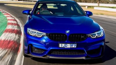 2017 BMW M4 CS Review