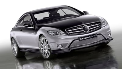 2009 Carlsson CK65 RS Eau Rouge Dark Edition: Combines Style With Stonk
