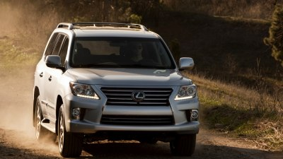 2012 Lexus LX 570 On Sale In Australia