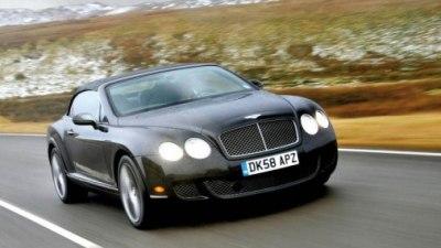 2009 Bentley Continental GTC Speed Lands In Australia