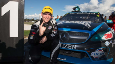 V8 Supercars: Erebus And Mercedes-Benz Break Through At Winton