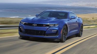 2020 Chevrolet Camaro SS gets an emergency facelift