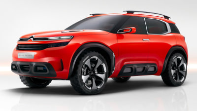 Citroen To Put Comfort First With New Suspension System In 2017