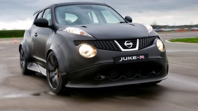Nissan Juke-R Confirmed For Limited Production Run, And More Power