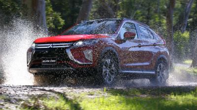 2020 Mitsubishi Eclipse Cross brings AWD to mid-range LS