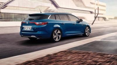 2017 Renault Megane Sedan And Wagon Arrive In Australia