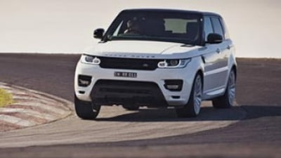 Range Rover Sport Autobiography Dynamic quick spin
