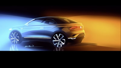VW to build convertible SUV