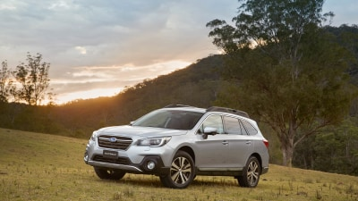 Updated Subaru Outback revealed