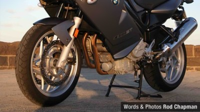 2009 BMW F800 ST Road Test Review