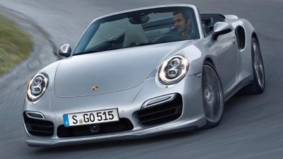 2014 Porsche 911 Turbo And Turbo S Cabriolet On Sale In Australia