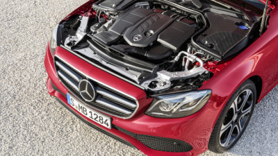 Mercedes-Benz Invests $4.6 Billion In Cleaner Combustion Engine Technology