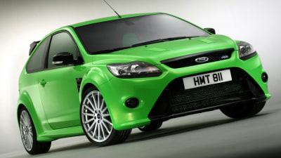 Ford Focus RS Launched In Australia