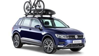 Volkswagen Adds Tiguan Adventure To SUV Range