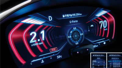 World-first 3D dash for Genesis