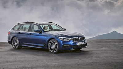 2017 BMW 5 Series Touring - Price And Features For Australia