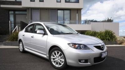 Mazda3 Reaches 400,000 Sales Milestone