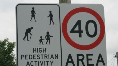 Sydney CBD To Go Slow: New 40km/h Speed Limit