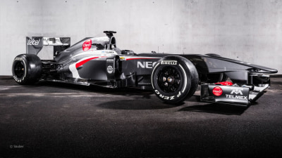 More 2013 F1 Launches: Sauber, Red Bull, Ferrari, Force India