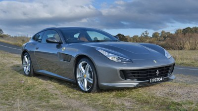 2017 Ferrari GTC4 Lusso Review | Sports Car Thrills With Grand Tourer Refinement
