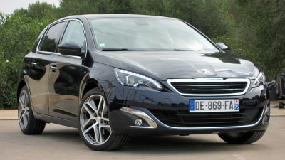 2015 Peugeot 308 Review: The France Drive