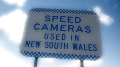 Speed Camera Revenue In NSW Up 45 Percent