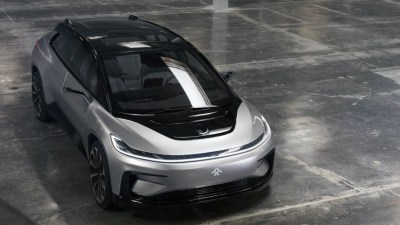 Faraday Future appoints former BMW i8 program lead as its CEO