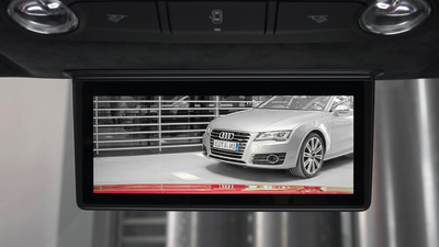 Digital Rear-View Mirror To Debut In R8 e-tron
