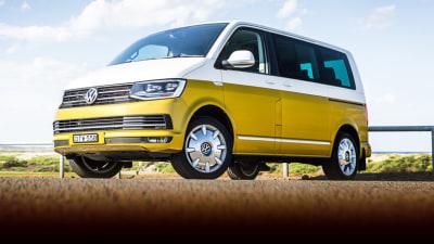2017-18 Volkswagen T6 Multivan recalled