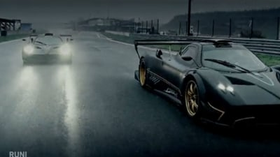 Pagani Zonda R Video Released