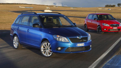 2012 Skoda Fabia RS Hatch And Wagon First Drive Review