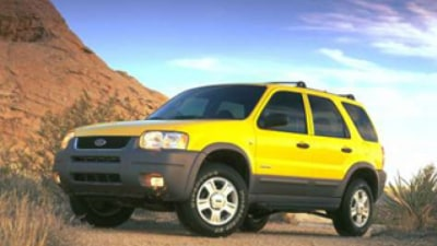 Cheap and cheerful SUV