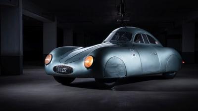 Porsche: Legendary 1939 Type 64 up for auction