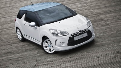 Citroen DS3 Convertible In The Works: Report