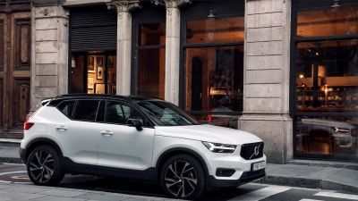 2018 Volvo XC40 Overseas Preview Drive