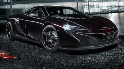 McLaren 650S Special Revealed, No SUV Planned