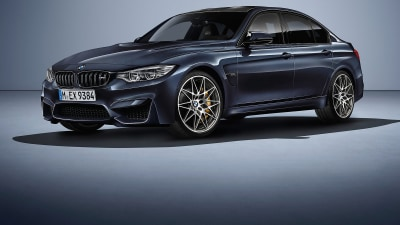 BMW M3 Celebrates 30th Anniversary With 30 Jahre Edition