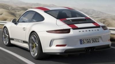 Porsche 911 R to become ultimate collectable