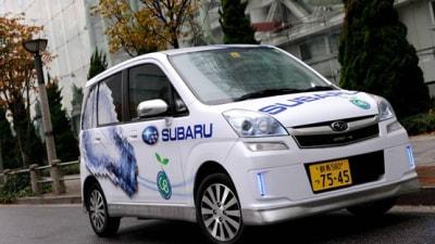 Subaru Stella All-Electric Vehicle Goes On Sale In Japan