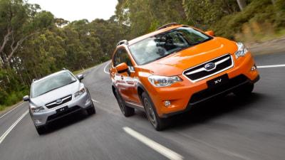 2012 Subaru XV On Sale In Australia
