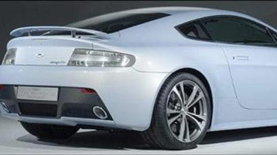 Aston Martin V12 Vantage RS rumours