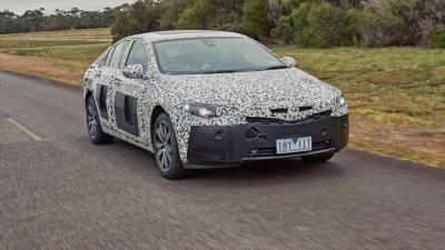 Holden Commodore - Details Of The Next Generation